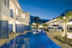 Oaks Lagoons Resort